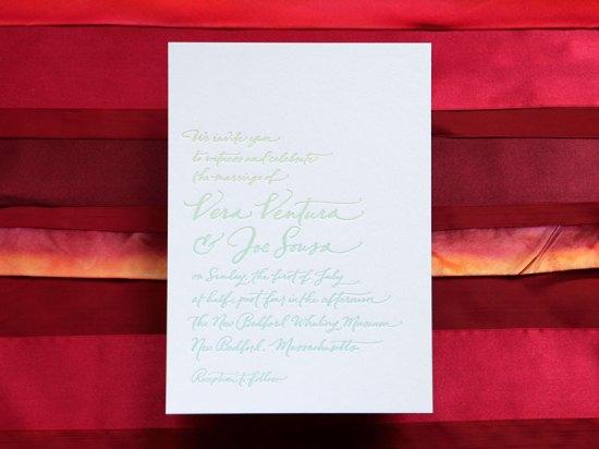 Wedding Invitations Ligature Collection Paperfinger15 550x412 Ligature Wedding Invitation Collection by Paperfinger