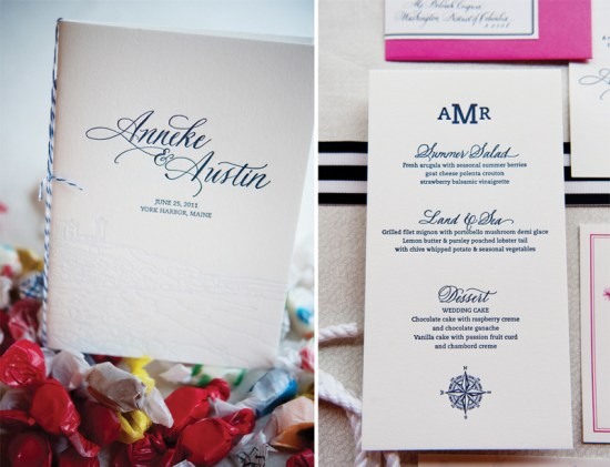 GusRuby AA 7 Large1 550x421 Anneke & Austins Nautical Inspired Wedding Invitations