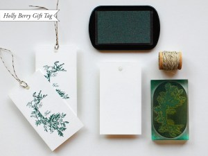 Antiquaria DIY Holiday Gift Tags