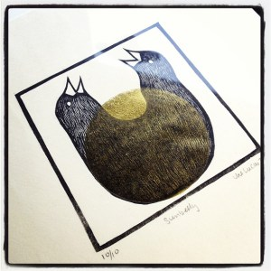 Bowerbox Bird Print Holiday Heap 300x300 {happy weekend!}