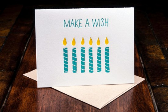 Ink Meets Paper Make Wish Card 550x365 Quick Pick: Ink Meets Paper