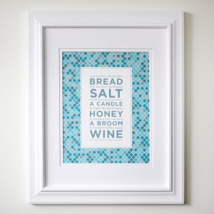 Curious Co Home Print Bread Salt 300x300 Quick Pick: Curious & Co. Home Prints