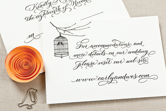 MMink4 Calligraphy Inspiration: MM Ink