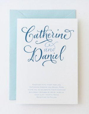 Antiquaria Letterpress Wedding Invitation Collection19 300x384 Antiquaria Letterpress Wedding Invitation Collection