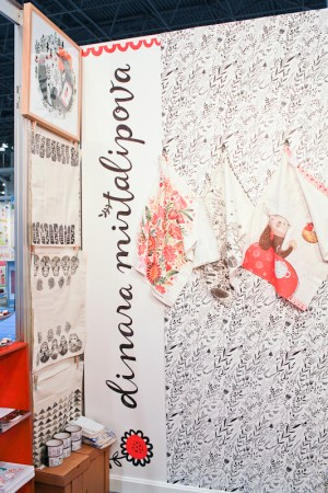 National Stationery Show 2013 Oh So Beautiful Paper Dinara Mirtalipova 3 300x450 National Stationery Show 2013, Part 6