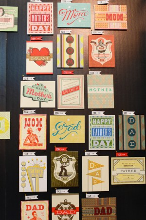 National Stationery Show 2013 Oh So Beautiful Paper Hammerpress 13 300x450 National Stationery Show 2013, Part 8