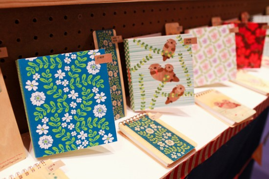National Stationery Show 2013 Oh So Beautiful Paper Night Owl Paper Goods 16 550x366 National Stationery Show 2013, Part 9