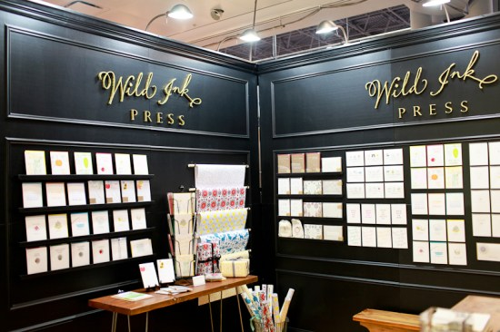National Stationery Show 2013 Oh So Beautiful Paper Wild Ink Press 1 550x366 National Stationery Show 2013, Part 5