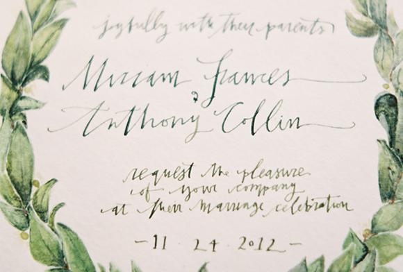 meagan tidwell7 Calligraphy Inspiration: Meagan Tidwell Design