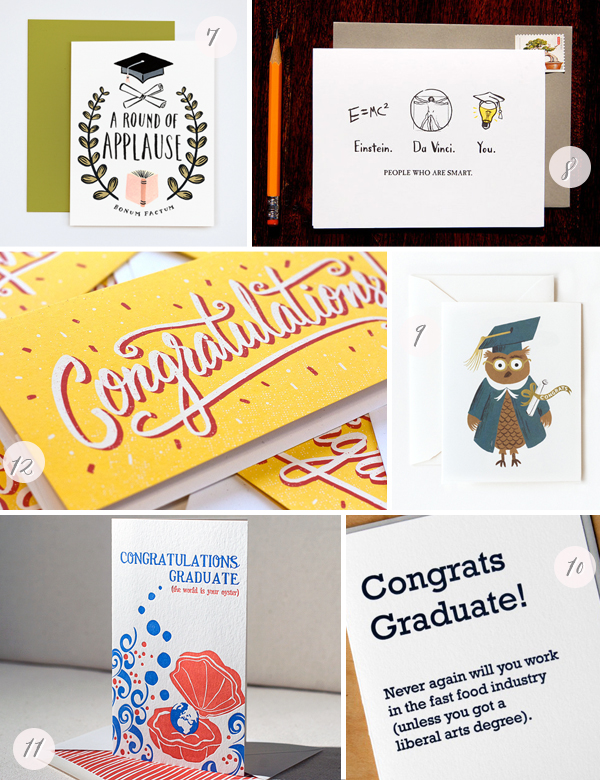 2013 Graduation Cards Part2 Seasonal Stationery: Graduation