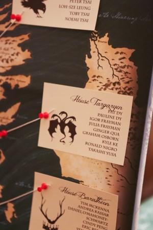 Game of Thrones Wedding PostScript Brooklyn7 300x450 Tony + Hsiaos Game of Thrones Wedding Invitations