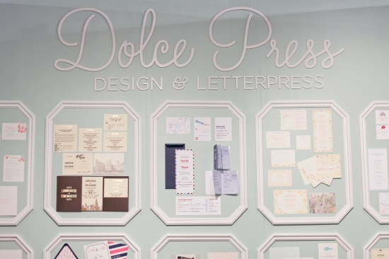 National Stationery Show 2013 Oh So Beautiful Paper Dolce Press 8 550x366 National Stationery Show 2013, Part 13