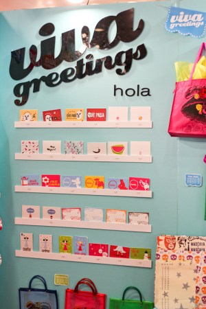 National Stationery Show 2013 Oh So Beautiful Paper Viva Greetings 1 300x450 National Stationery Show 2013, Part 13