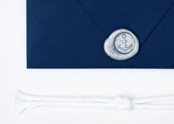 Nautical Anchor Wedding Invitaitons Chirp Paperie7 Laurie + Jaimes Nautical Wedding Invitations