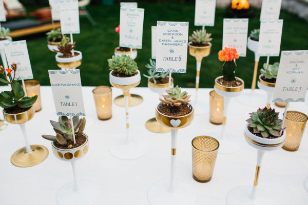 Desert Escort Cards The Future Collective Docuvitae Wedding Stationery Inspiration: Palm Springs