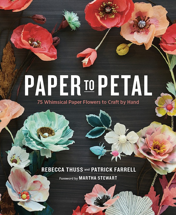 Paper to Petal Thuss Farrell Cover Book Preview: Paper to Petal