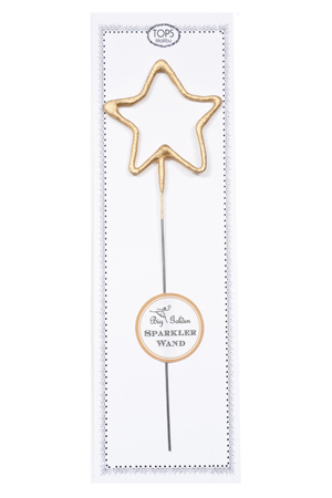Tops Malibu Sparkler Star Wand Quick Pick: Tops Malibu