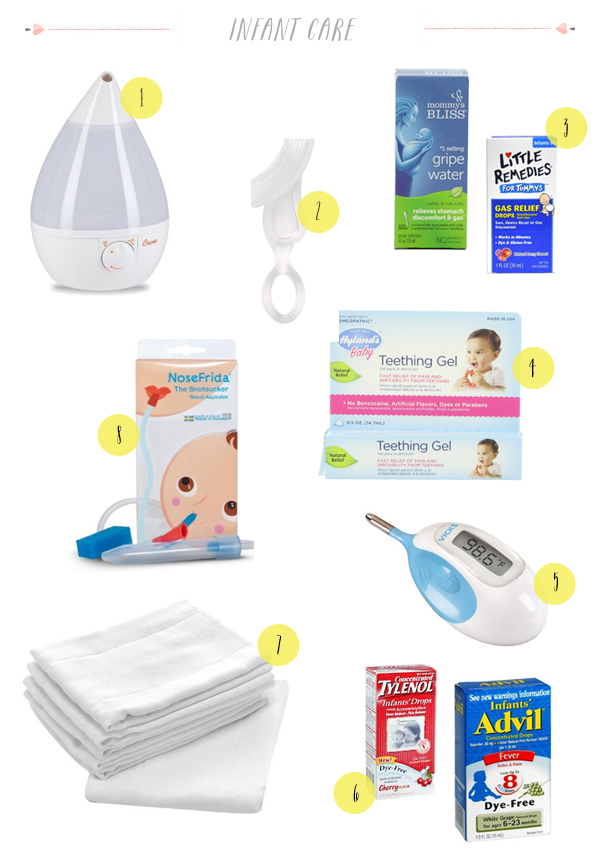 OSBP Baby Essentials Infant Care Baby Essentials: The First Year