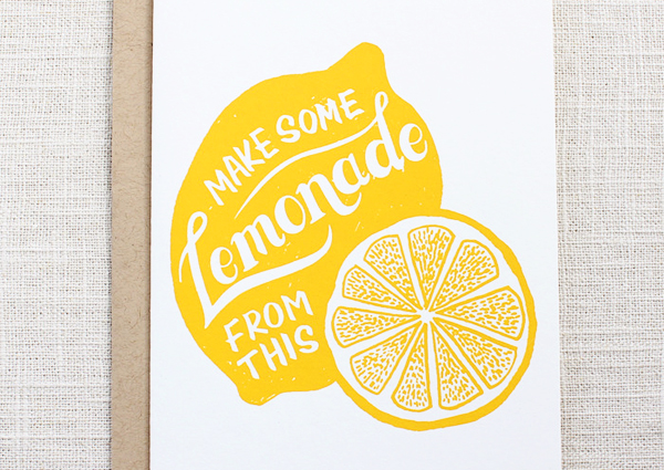 Maple Belmont Make Lemonade {happy weekend}