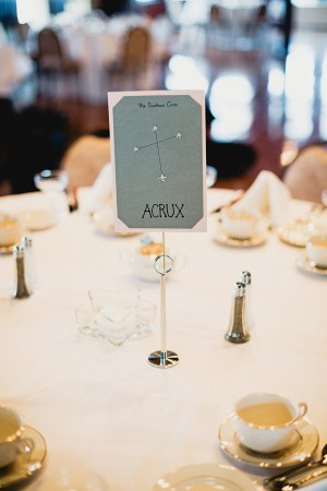 Constellation Table Numbers Lev Kuperman 300x450 Wedding Stationery Inspiration: Constellations