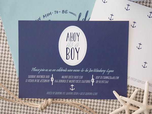 Nautical Baby Shower Invitations Bright Room Studio Jens Nautical Baby Shower Invitations
