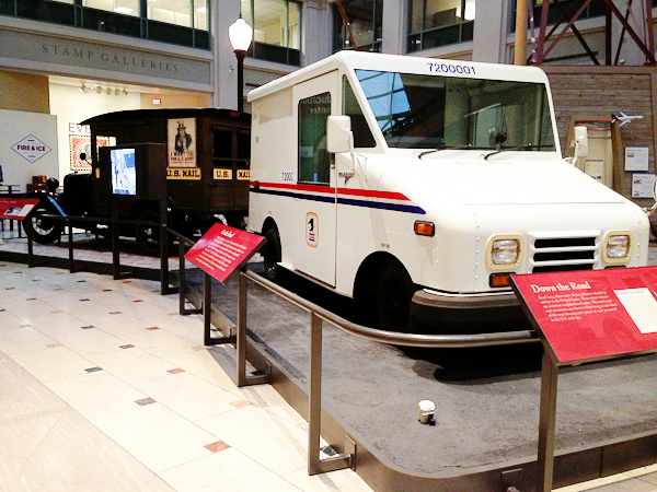 OSBP DC Guide National Postal Museum 40 DC Guide: The National Postal Museum