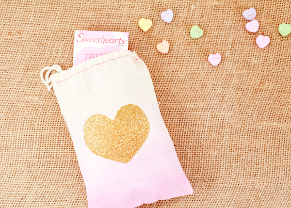OSBP DIY Tutorial Dip Dye Heart Bags 45 DIY Tutorial: Dip Dye Heart Favor Bags
