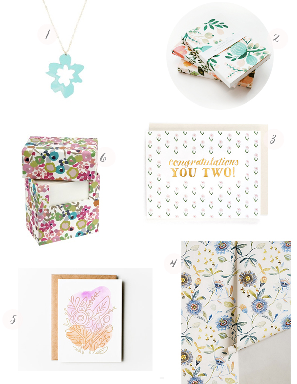 Inspired By Spring Florals Inspired By: Spring Florals