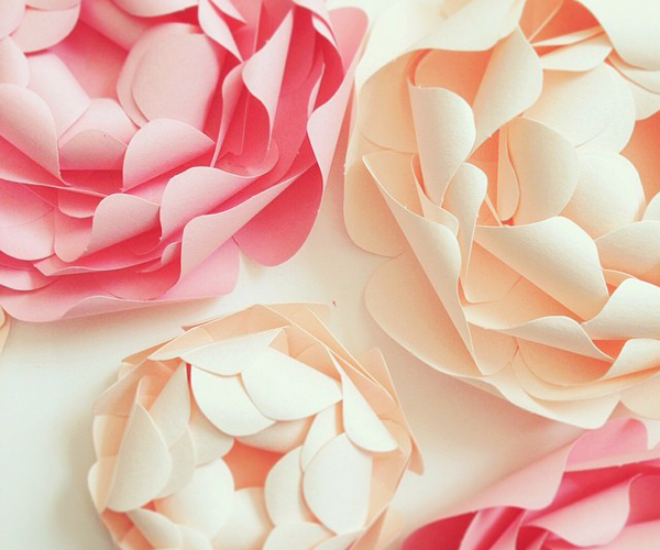 Paper Party Flowers OSBP Instagram Happy Weekend!
