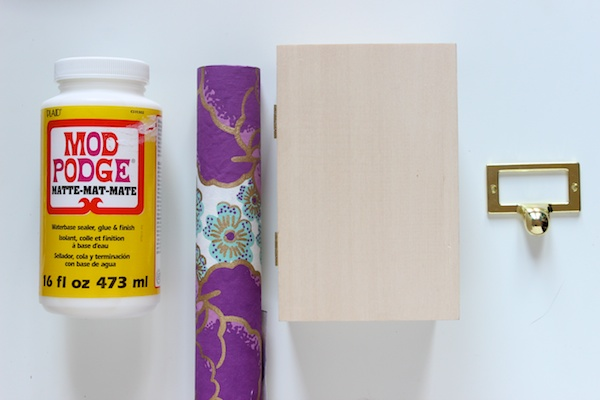 DIY Recipe Box OSBP 1 DIY Tutorial: Mothers Day Recipe Box