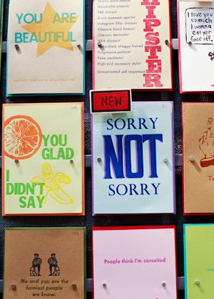 OSBP National Stationery Show 2014 Bruno Press 22 National Stationery Show 2014, Part 4