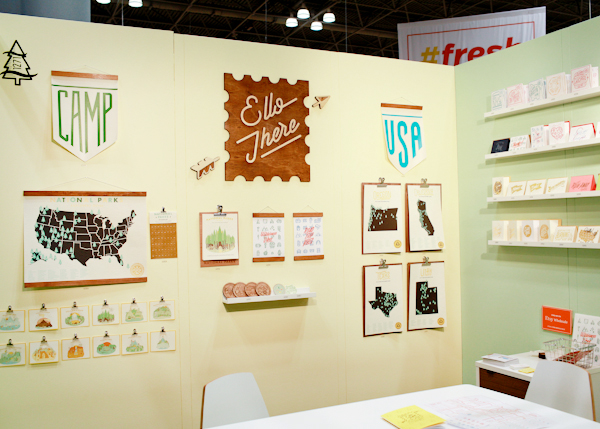 OSBP National Stationery Show 2014 Ello There 5 National Stationery Show 2014, Part 1