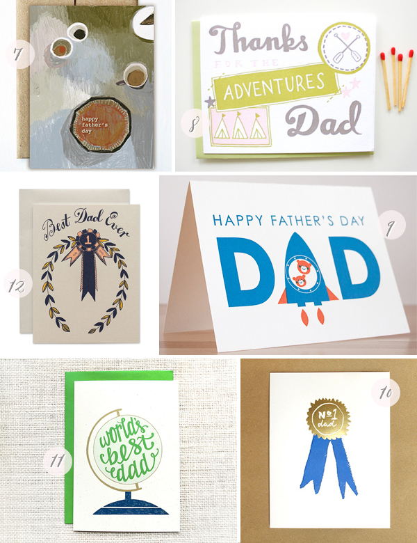 2014 Fathers Day Cards Part4 Seasonal Stationery: Fathers Day Cards, Part 2