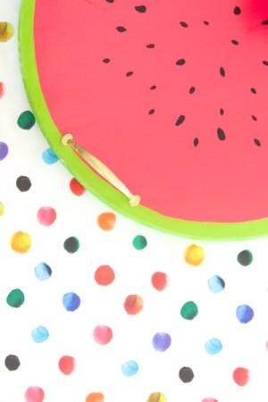 DIY Watermelon Serving Tray OSBP 10 300x450 DIY Tutorial: Watermelon Serving Tray
