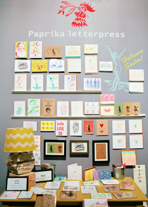 OSBP NSS 2014 Ladies of Letterpress 92 National Stationery Show 2014, Part 12