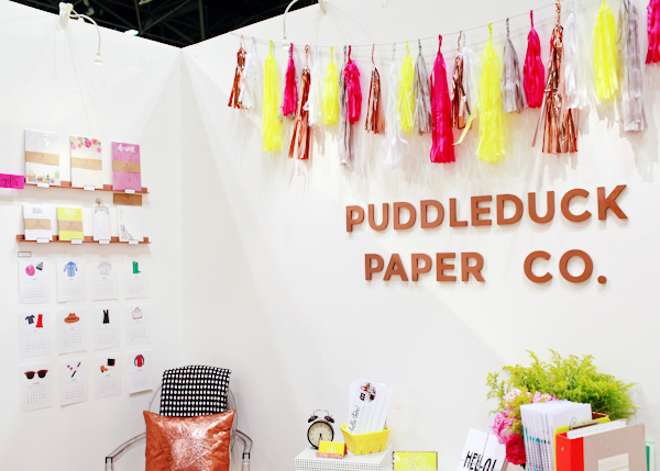 OSBP NSS 2014 Puddleduck Paper Co 2 National Stationery Show 2014, Part 11