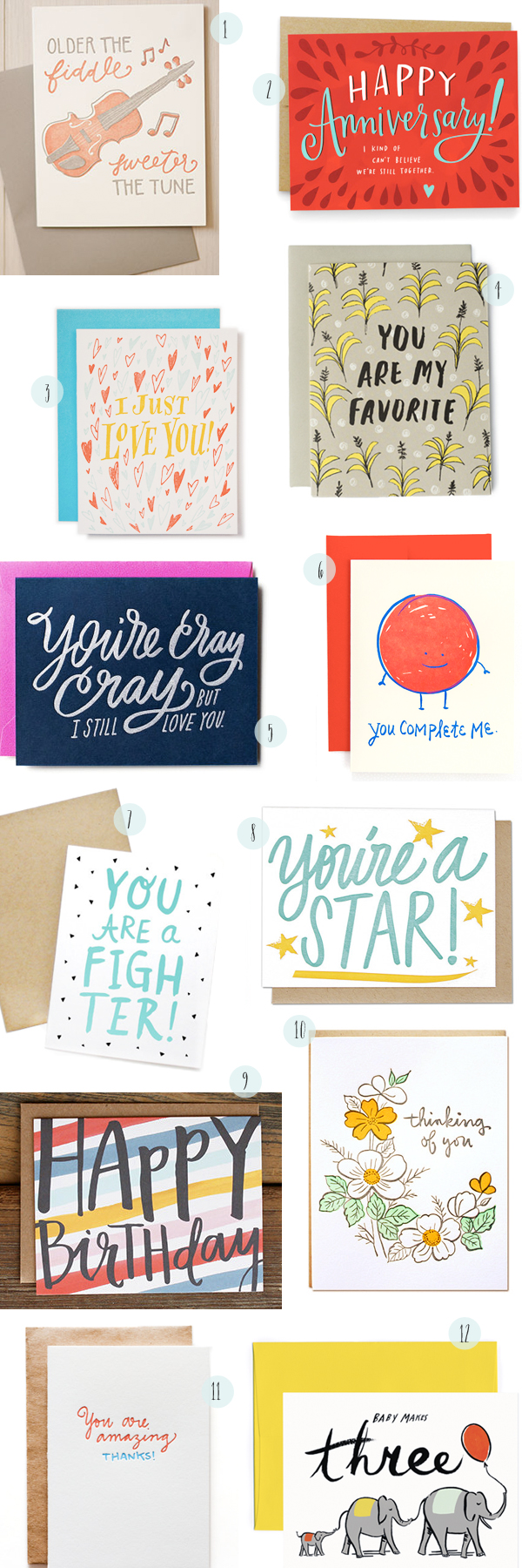 Stationery A Z Hand Lettered Greeting Cards OSBP Stationery A Z: Hand Lettered Greeting Cards