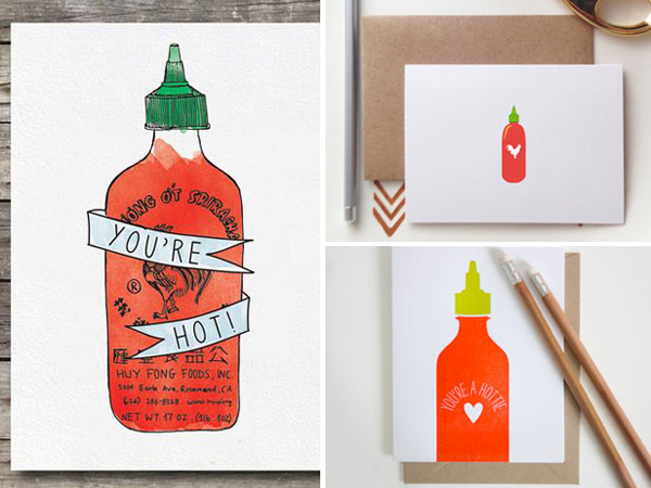 Hot Sauce Card Round Up OSBP FN Dish FN Dish: Hot Sauce Cards to Spice Up Your Mail