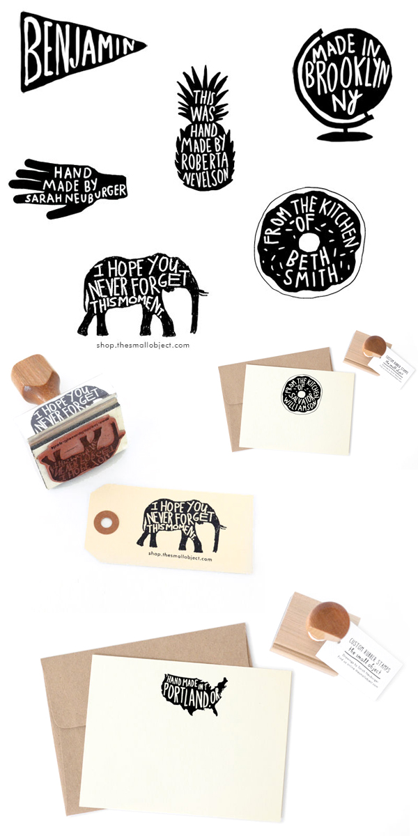 Quick Pick The Small Object Rubber Stamps1 Quick Pick: The Small Object Rubber Stamps
