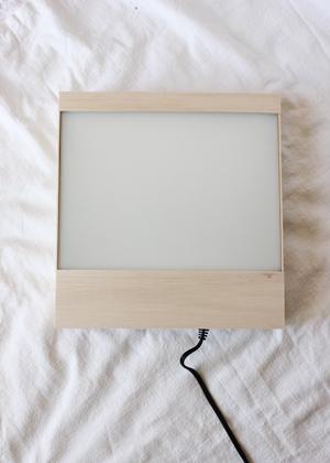 diy lightbox sign 4 DIY Tutorial: Industrial Lightbox Typography Sign