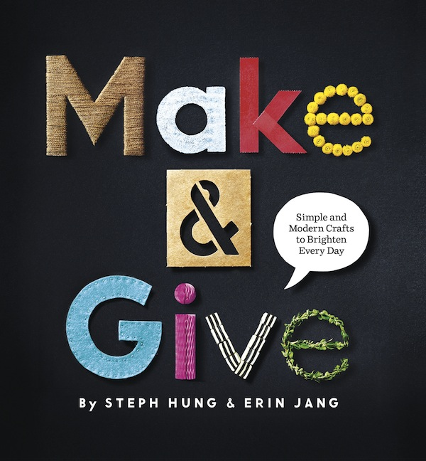 Make and Give Cover OSBP Book Preview: Make & Give