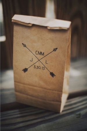 camp inspired stationery 7 Wedding Stationery Inspiration: Camping in the Woods