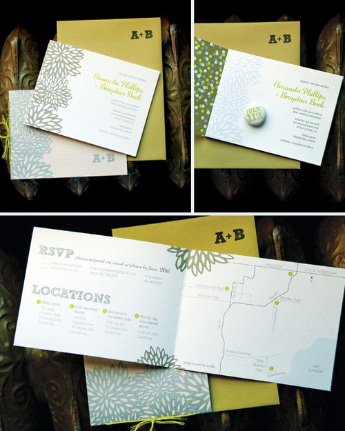 6a00e554ee8a2288330120a676f617970b 500wi Amanda + Braydan Modern DIY Wedding Invitation Booklets