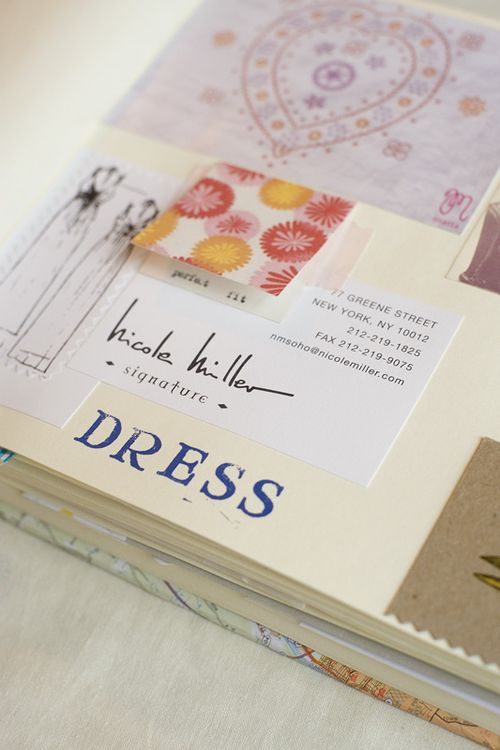 6a00e554ee8a2288330120a7f7d044970b 500wi Jen + Dan — Wedding Scrapbook + Polaroid Album