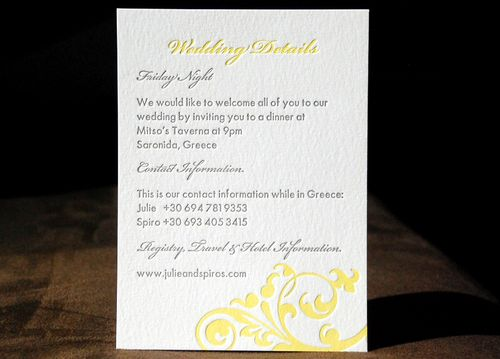 6a00e554ee8a228833012876c9256a970c 500wi Julie + Spiros Bilingual Greek Wedding Invitations