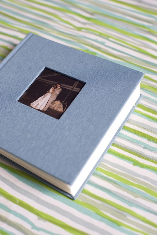 6a00e554ee8a228833012877020378970c 500wi Jen + Dan — Wedding Scrapbook + Polaroid Album