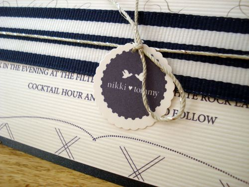 6a00e554ee8a2288330133ec76c0b8970b 500wi Nikki + Tommys Nautical Blue and White Wedding Invitations