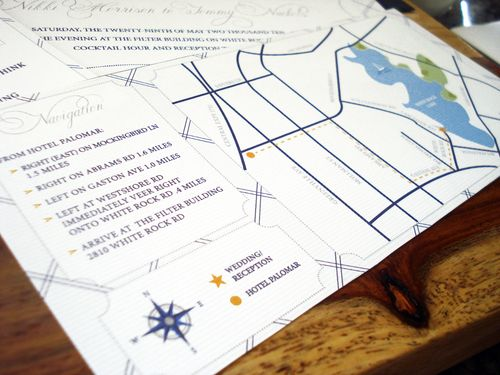 6a00e554ee8a2288330133ec76c23a970b 500wi Nikki + Tommys Nautical Blue and White Wedding Invitations
