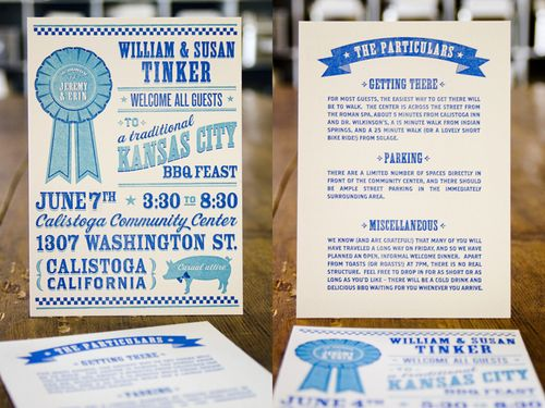 6a00e554ee8a2288330133ee99dd43970b 500wi Erin + Jeremys Literary Vintage Inspired Wedding Invitations