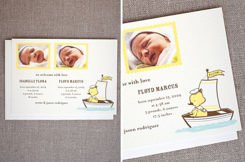 6a00e554ee8a22883301347fdc465d970c 500wi Hello!Lucky Baby Announcements – and a Spring Sale!